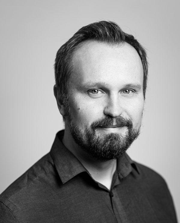 Portret Dariusz