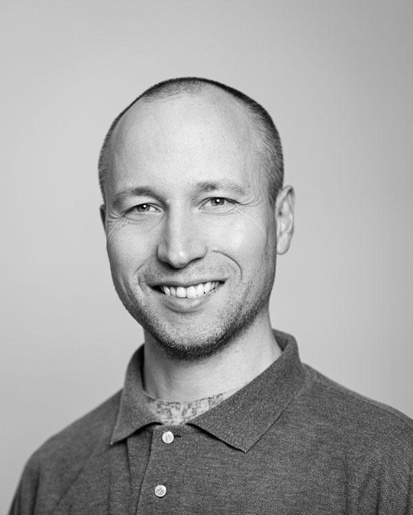 Portret Paweł