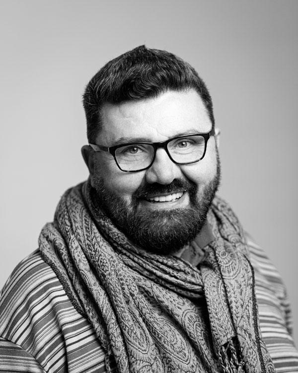 Portret Staszek